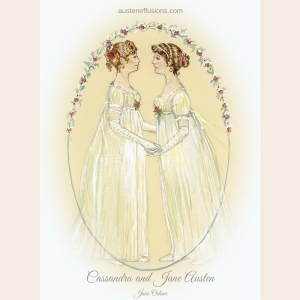 Cassandra and Jane Austen
